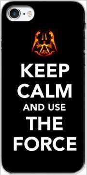 Keep Calm And Use the Force Carcasa para Iphone 7 / Iphone 8