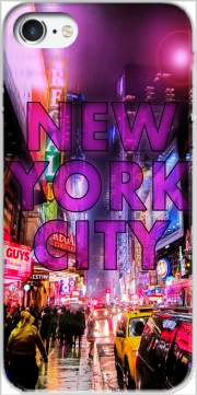 New York City - Broadway Color Carcasa para Iphone 7 / Iphone 8
