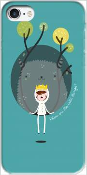 Funda Where the wild things are para iphone7