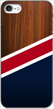 Wooden New England Carcasa para Iphone 7 / Iphone 8