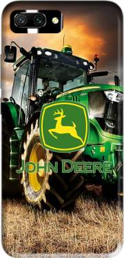 Funda John Deer tractor Farm para Honor 10