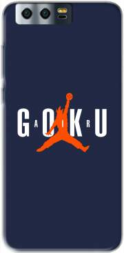 Funda Air Goku Parodie Air jordan para Honor 9