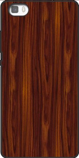 carcasa madera huawei p8 lite