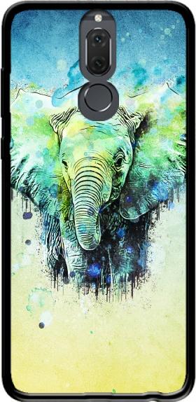 carcasas de elefantes huawei mate 10 lite
