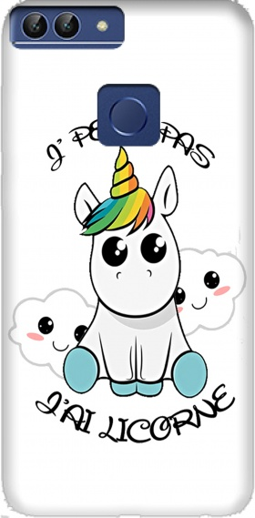 carcasa huawei p smart unicornio