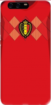Funda Belgium World Cup Russia 2018 para Huawei P10 Plus