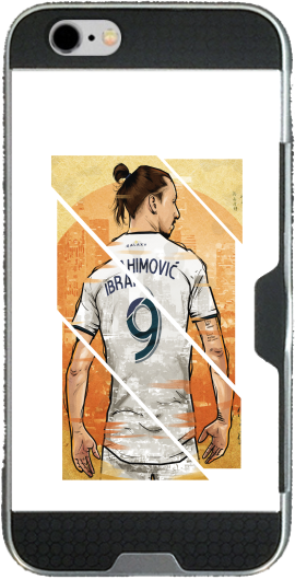 zLAtan Los Angeles  Iphone 6 4.7 transparent case