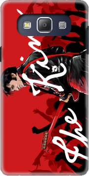 Funda The King Presley para Samsung Galaxy A8