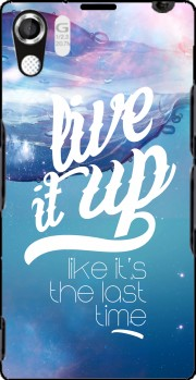 Live it up Carcasa para Sony Xperia Z1