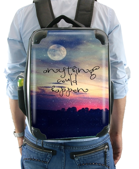 Anything could happen para Mochila