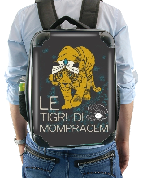 Book Collection: Sandokan, The Tigers of Mompracem para Mochila