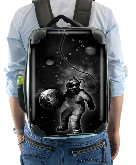 Deep Sea Space Diver para Mochila