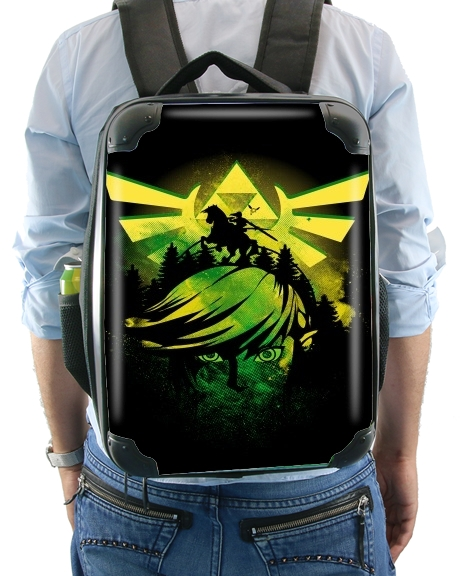 Face of Hero of time para Mochila