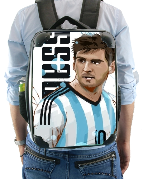 Football Legends: Lionel Messi - Argentina para Mochila
