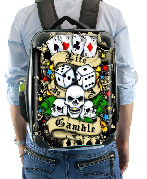 Love Gamble And Poker para Mochila