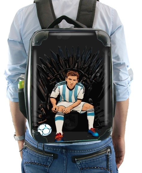Game of Thrones: King Lionel Messi - House Catalunya para Mochila