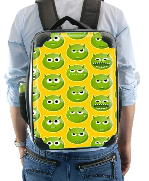Green Monsters para Mochila