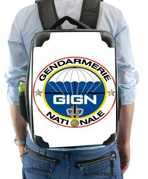 Groupe dintervention de la Gendarmerie nationale - GIGN para Mochila