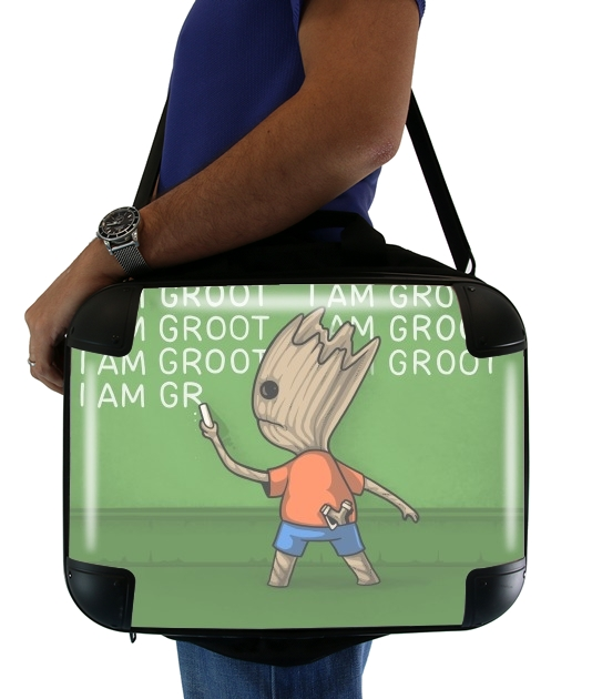 Groot Detention para bolso de la computadora
