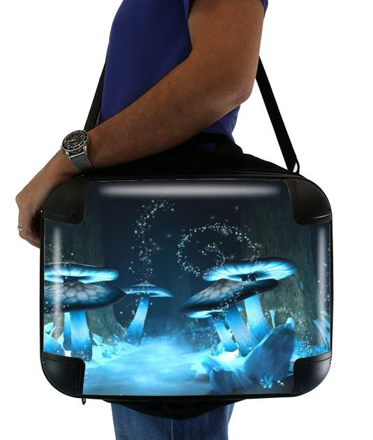 Ice Fairytale World para bolso de la computadora