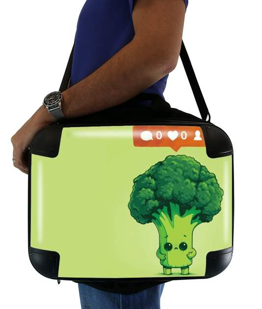 Nobody Loves Me - Vegetables is good para bolso de la computadora