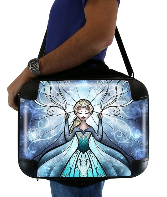 The Snow Queen para bolso de la computadora