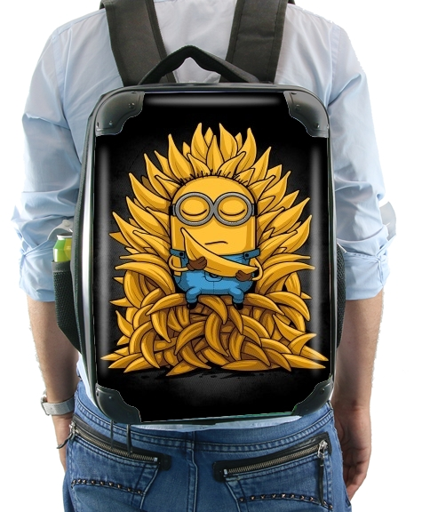 Minion Throne para Mochila