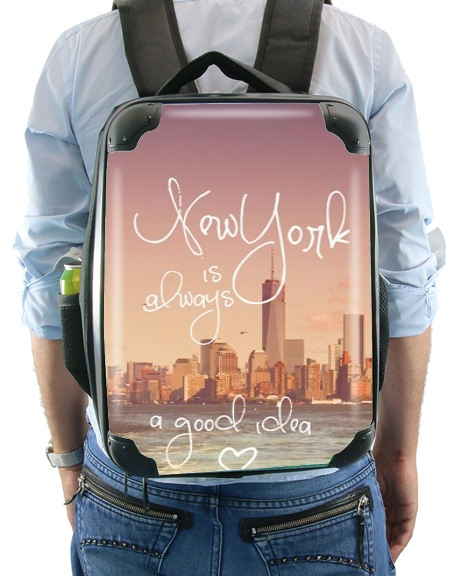 Always New York para Mochila