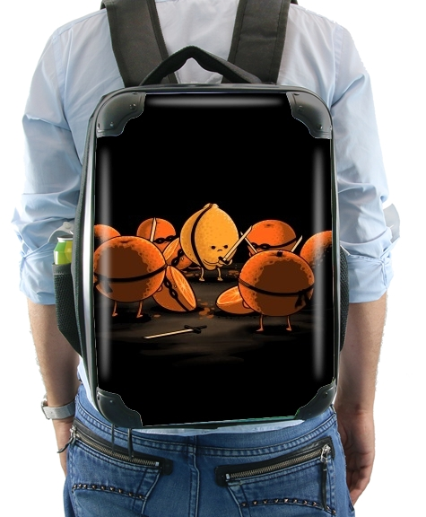 Orange Kill Fruit para Mochila