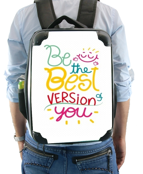 Cita : Be the best version of you para Mochila