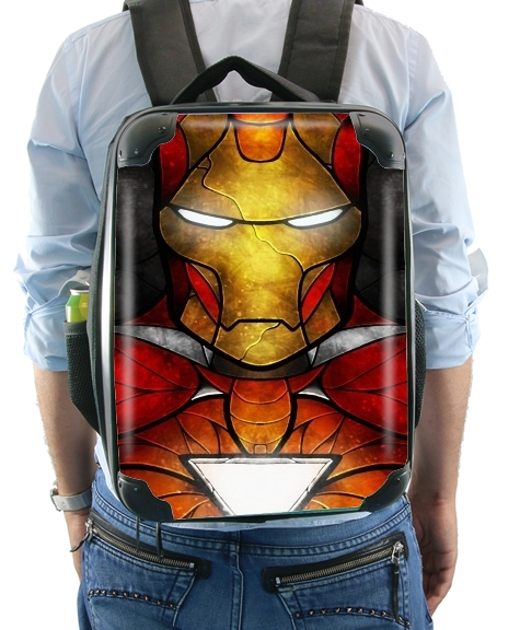 The Iron Man para Mochila