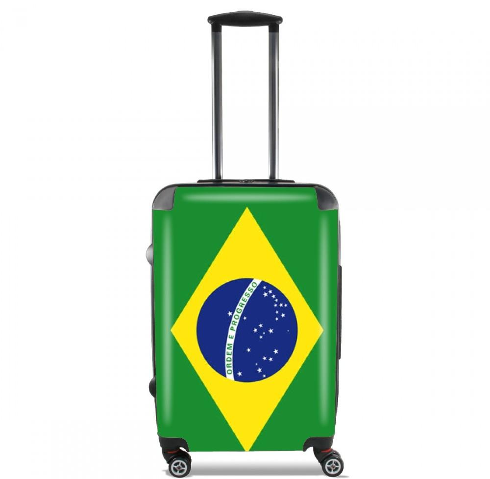 Bandera brasil tama o de cabina maleta for Cabine del fiume bandera