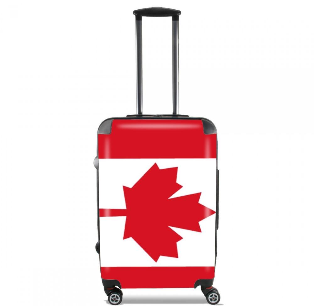 Bandera canada tama o de cabina maleta for Cabine del fiume bandera