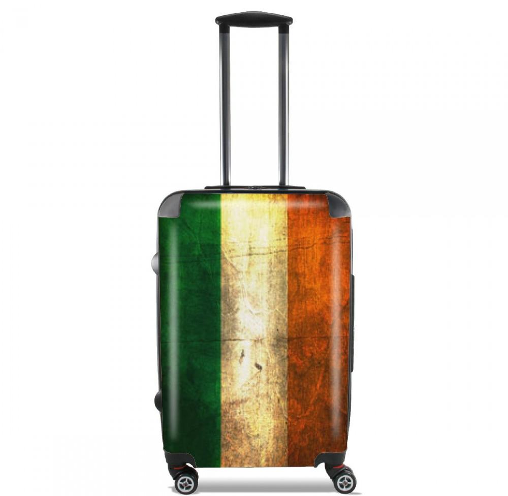 Bandera italia vintage tama o de cabina maleta for Cabine del fiume bandera