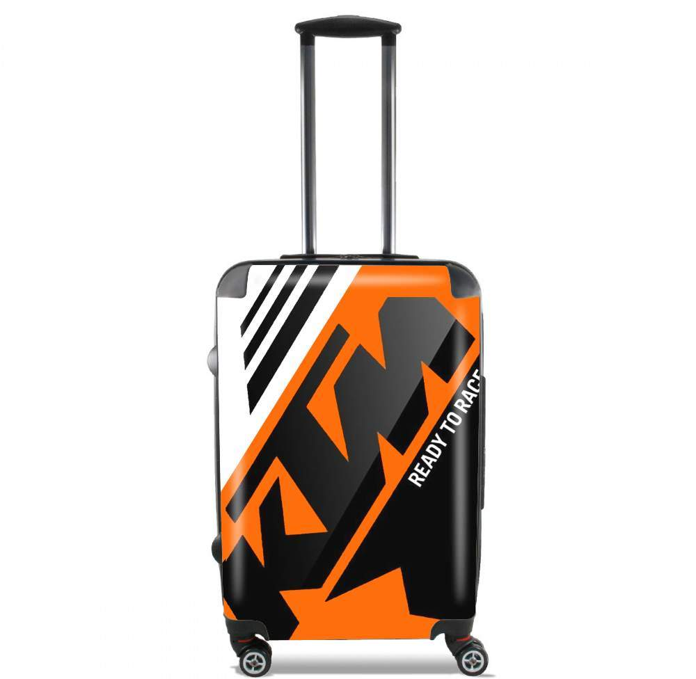 KTM Racing Orange And Black para Tamaño de cabina maleta